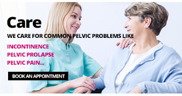 We Care for Common Pelvic Problems like