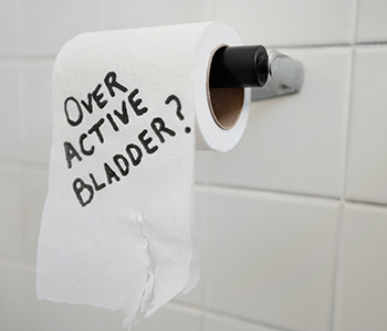 Bladder Control treatments from Dr. Sanjay Gandhi of Partners in Pelvic Health in Park City, IL