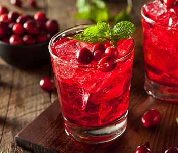 drink cranberry juice for that urinary tract infection